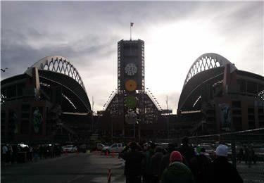 New Orleans Saints vs. Seattle Seahawks