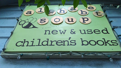 Alphabet Soup Children's Book Store