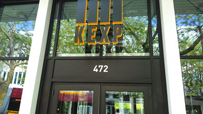 KEXP Tour (RSVP Please)