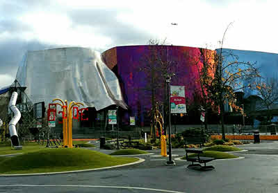 MoPOP - Museum of Popular Culture (formerly the EMP)
