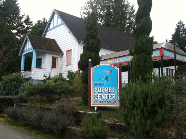 Northwest Puppet Center