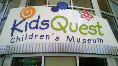 KidsQuest Children's Museum is open