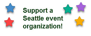 Support a Seattle area event organization